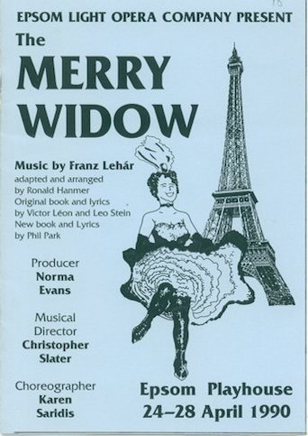 1990-Merry Widow