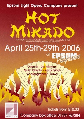 2006-Spring-Hot Mikado